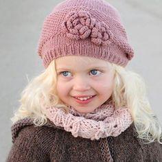 Foto de KlompeLompe. Knit Crochet, Crochet Hats, Baby Hats, Knitted Hats, Winter Hats, Knitting, Pattern, Collection, Crocheting