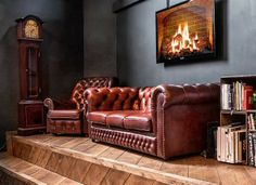 I need this couch for my non-smoking cigar and brandy room.