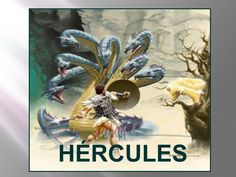 Heracles by Manuel Ortiz Raposo