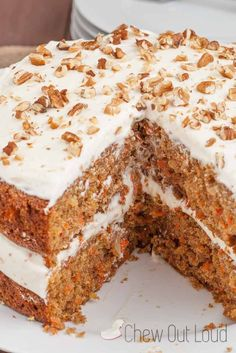 best carrot cake cream cheese frosting 2