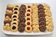 Návody na různá těsta do lisu na takovéto krásné sušenky Dog Food Recipes, Cookie Recipes, Christmas Tea, Cookie Exchange, Love Cake, Holiday Cookies, Gingerbread Cookies, Sweet Tooth, Food And Drink