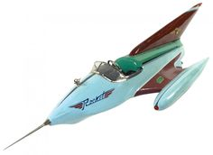 Beautiful design and pleasing color palette usually not seen on weapons...Japanese ITO Rocket