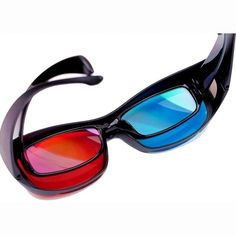 Cheap glasses, Buy Quality glasses directly from China movies Suppliers: HFES Hot Red-blue / Cyan Anaglyph Simple Style Glasses Movie Game-extra Upgrade Style With Different Style)