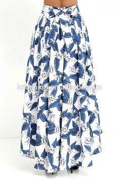 Boho stijl chiffon jurk vrouwen hoge taille hoge lage rok-afbeelding-plus size jurk en rokken-product-ID:60443270342-dutch.alibaba.com
