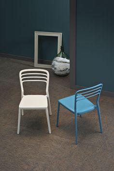Come arredare casa in estate con le sedie Klim e Camilla by Varo. Le potete trovare qui >> http://bit.ly/1BUekiE