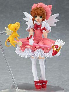 Cardcaptor Sakura Figma Action Figure Sakura Kinomoto 12 cm ( Max Factory )