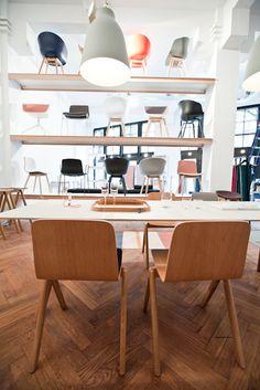 HAY Amsterdam #HAYamsterdam #HAY #living #homeinspiration #scandinaviandesign #design #shopping #home