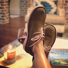 veldskoenshoesusa Kick back your feet & relax, it's wine o'clock 🍷 bringing a taste of her South African roots to South Carolina . Clarks Desert Boot, Desert Boots, Journey To The Past, Clean Shoes, Suede Shoes, Your Shoes, Style Guides, South Carolina, Footwear