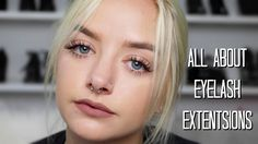 All About Eyelash Extensions! | Maddi Bragg