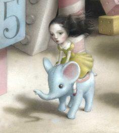 La Imaginación Dibujada: Nicoletta Ceccoli