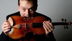 Sound bite … Frank Peter Zimmermann with the Lady Inchiquin, a 300-year-old violin that has taken him years to master. Description from smh.com.au. I searched for this on bing.com/images