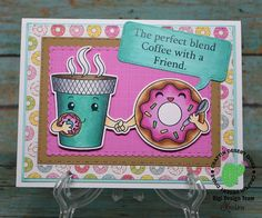 Hi gang! I've got a new Craftin Desert Divas Digi DT project to share with you! I sure could go for a donut and coffee! Full details on my blog. Link in my profile. @craftindesertdivas #craftindesertdivas #digitalstamps #copicmarkers #copic #handmadecards #cardmaking #spring2017clh #thedailymarker30day