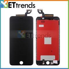 3 PCS/LOT 5.5 pouce Pour iPhone 6 S plus Écran lcd Écran Tactile avec Digitizer Assemblée Noir Blanc Couleur avec Garantie