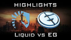 Liquid vs EG DAC 2017 Highlights Dota 2