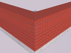 brick corner masonry