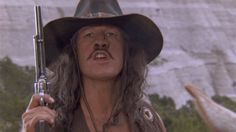 """Frederic Forrest as Blue Duck (Lonesome Dove) : """"I should've caught him & cooked him when I had the chance. Lonesome Dove Quotes, Cowboys And Indians, Real Cowboys, Tommy Lee Jones, Robert Duvall, Greatest Villains, Best Hero, The Virginian, Cowboy Up"""
