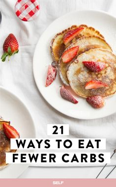 Here are 21 ways you can cut back on carbs without sacrificing, well, anything.