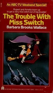 Remember this series from the 80's? It is the story of Rupert, a fifth-grader who wants to be a scientist. He uses his skills to investigate his new, very unusual teacher, Miss Switch, only to discover that she is, indeed, a witch! Miss Switch, in turn, needs his help to come up with some original witchcraft or be sentenced to sweep Witch Mountain for 150 years. This book was very popular -- made into a series as well as a TV show. Dated but not too dated to be read and enjoyed by today's…