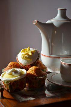 Che dolce fai?: YELLOW CUPCAKE