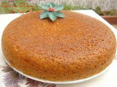 Cocina Dulce de Indi: BIZCOCHO de harina de arroz sin gluten.