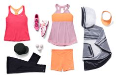 Nike Tennis for French Open (Roland Garros) 2014. Maria Sharapova