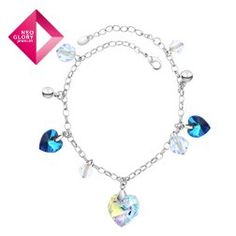 Aliexpress.com : Buy Free Shipping Neoglory MADE WITH SWAROVSKI ELEMENTS Crystal Bracelet Bangle Women Charm Heart 2012 Christmas New Holiday Sale from Reliable bracelet suppliers on NEOGLORY JEWELRY