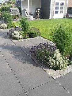 Garden Design Plans, Backyard Garden Design, Small Garden Design, Patio Design, Small Front Yard Landscaping, Modern Landscaping, Backyard Landscaping, Landscaping Ideas, Backyard Patio