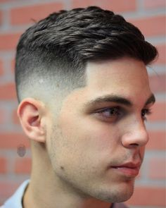 Best Haircuts + Hairstyles for Men 2017 http://www.menshairstyletrends.com/best-haircuts-hairstyles-for-men-2017/ #menshair #menshairstyles #menshaircuts #menshair2017 #mohawk #fade #taper #slick #hipster #2017trends #hair