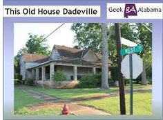 old mansions dadeville - Google Search