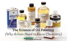 You're only one click away from great tips on how to oil paint! #OilPaintingForBeginners
