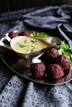 Monsoon Spice | Unveil the Magic of Spices...: Vegan Beetroot Kofta Curry Recipe | Mughali Style Vegan Beetroot Kofta Recipe