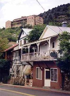 Jerome, AZ (been here js)