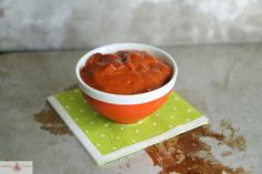 Sweet Onion and Chili Ketchup
