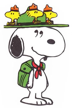 Beagle Scout / Snoopy Scout
