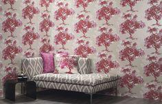 Orvieto #wallcovering de @Romo_fabrics #interiordesign #decoracion