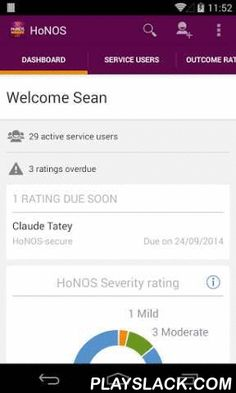 HoNOS Tool  Android App - playslack.com , The HoNOS tool from Te Pou lets you integrate information into clinical practice, anytime, anywhere.Te Pou has created the HoNOS tool to make it easier for mental health clinicians to use the HoNOS suite of outcome measures. KEY FEATURES• Collect your HoNOS, HoNOSCA, HoNOS65+, HoNOS-LD and HoNOS-secure ratings.• Work at a time and place that suits you, on your desktop computer, smartphone or tablet.• Understand your caseload with the dashboard…