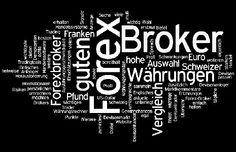 Forex Handel und Broker im Internet