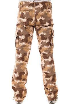 HUF- Delancy Cargo Pants