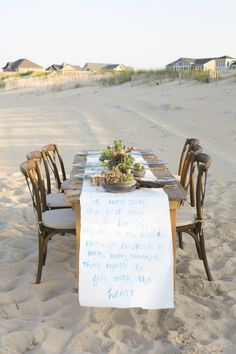 Bridal Shoot as seen on HGTV! Photography : Audra Krieg | Read More on SMP: http://www.stylemepretty.com/north-carolina-weddings/nags-head/2016/08/20/beachy-rustic-bridal-shoot/