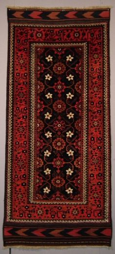 Balouch rug, second half 19th century