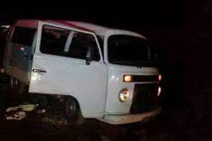 CIDADE: Kombi desgovernada atropela e mata criança de dois...