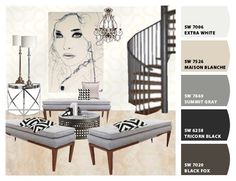 E Desiign Interior Design By Blondiesloft On Etsy 12500