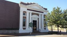 Planters Bank Building in Mississippi County, Arkansas