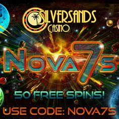 #FreeSpinBonuses To Try The Brand New #Nova7sSlot Game  To celebrate the release of the brand new slot game, Nova 7s, South Africa's premier online casinos brings you exclusive free spin and deposit bonuses  https://www.playcasino.co.za/blog/free-spin-bonuses-to-try-the-brand-new-nova-7s-slot-game/