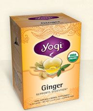 this is my favorite ginger tea. its good on its own, or co-brewed with PG tips (see next pin)