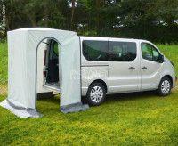 Reimo Heckzelt Vertic Fur Kastenwagen Ford Transit Custom Camper