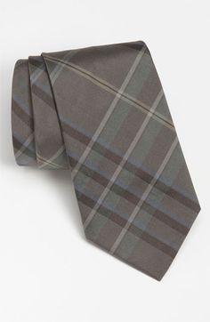 Burberry London Woven Silk Tie