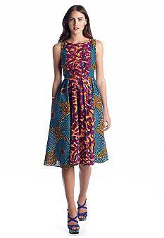 suakoko betty Enoh Nip Dress.  Support Liberian Disigner Charlene Dunbar now at Belk.com