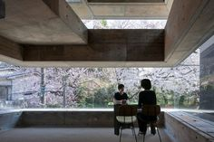 Oriel Window House / Shinsuke Fujii Architects Photos © Tsukui Teruaki