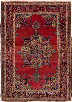 Oriental Carpets C84012 Antique Bidjar Rug C62t C31d2771